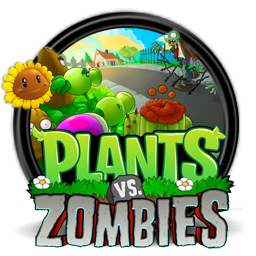Plants v Zombies Logo 2